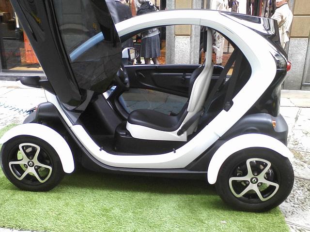 Renault Twizy elettrica
