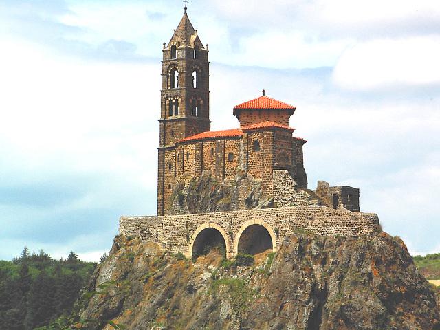 Le Puy , la chapelle