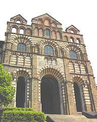 La Basilique du Puy. The Basilica of the Puy
