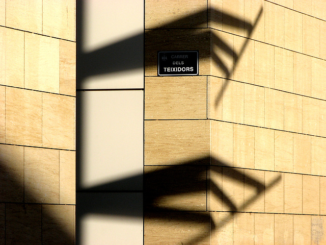 wall & shadows