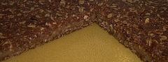 Appel-havermoutplaatkoek, Pomme-avoine-gateau au plat (recette ci-joint)