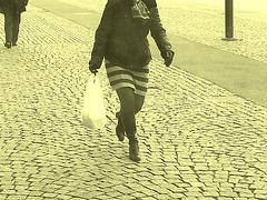 Helsingborg / Sweden -  October 22th 2008 -  Vintage