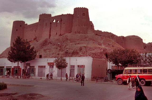 The Herat Citadel