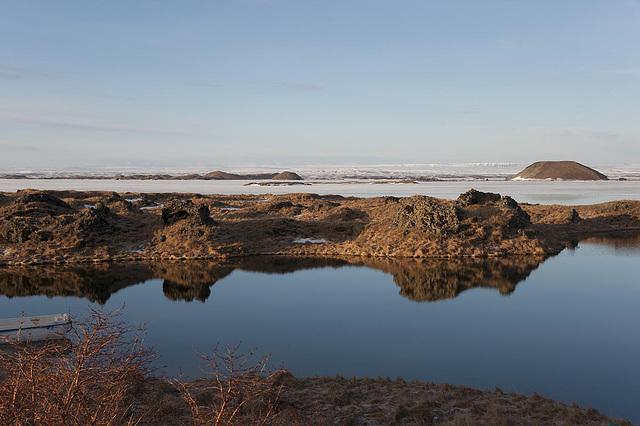 Myvatn : la paix du matin
