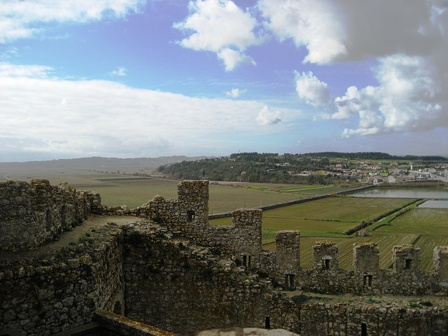 Montemor-o-Velho, castle (1)