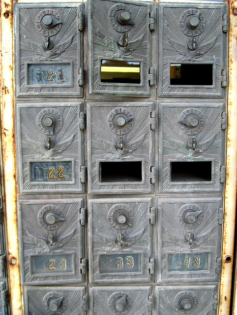 Mail Boxes (1473)