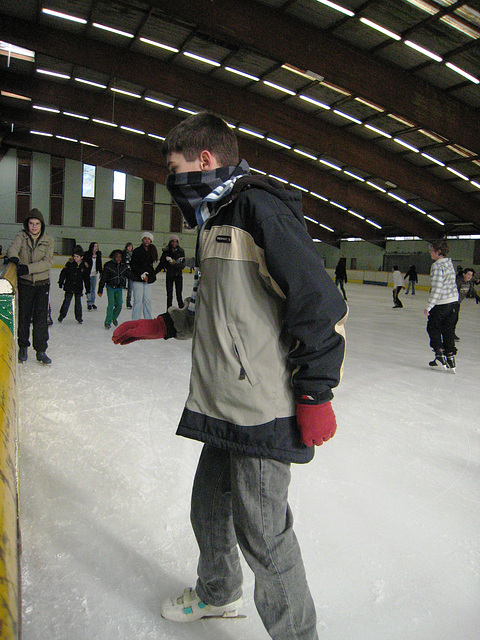 Patinoire 27/02/2009