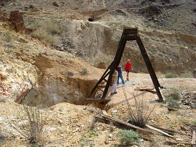 Red Cloud Mine (1396)