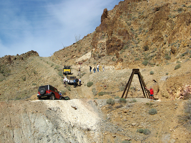 Red Cloud Mine (1403)