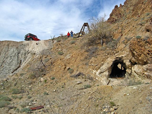 Red Cloud Mine (1418)