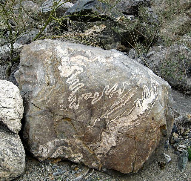 Streaked Boulder (1464)