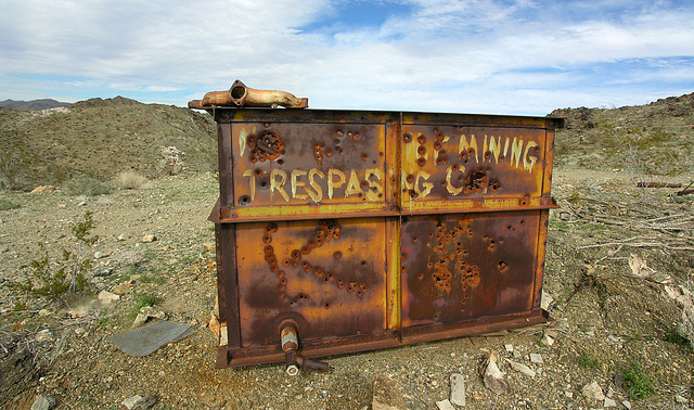 Trespassing (7119)