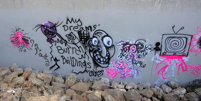 I-5 Graffiti (7091)