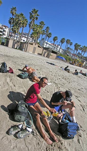 Near San Clemente Pier (7017)