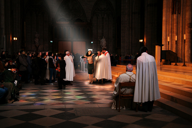 The Canonization of Kimmey, Notre Dame