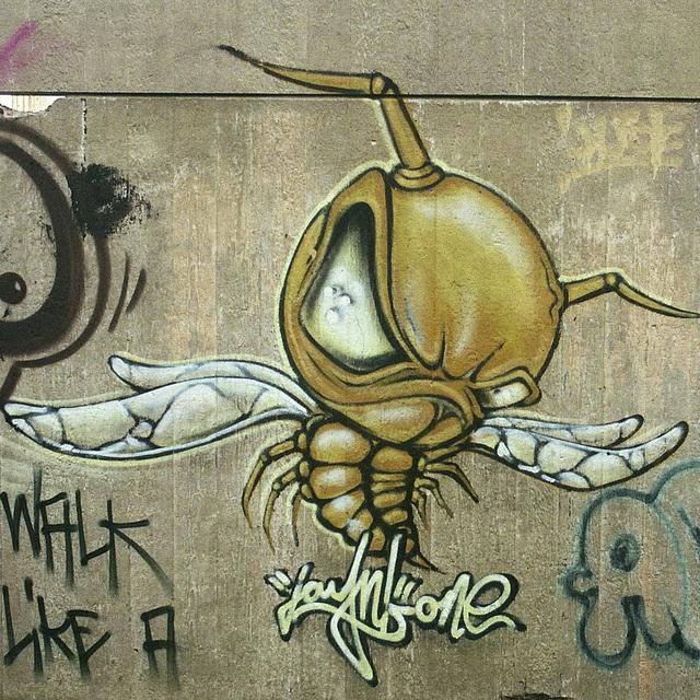 außerirdische Biene / alien bee