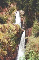 Waterfall in Patagonia