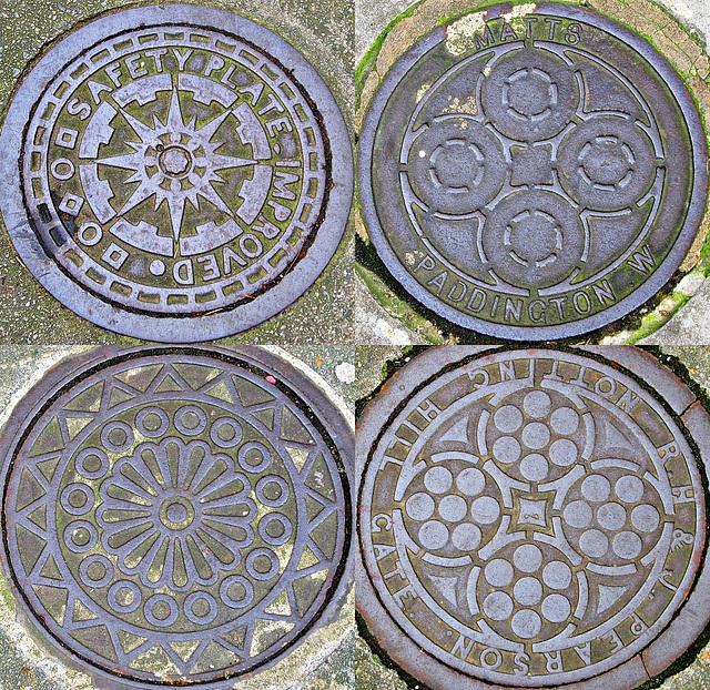 Four discs