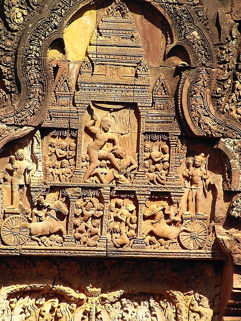 temple Banteay Srei