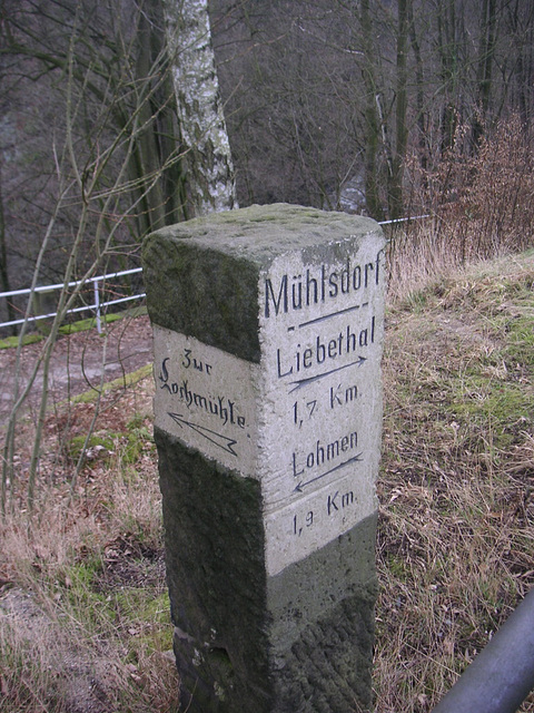 Wagnergrund - Lochmühle