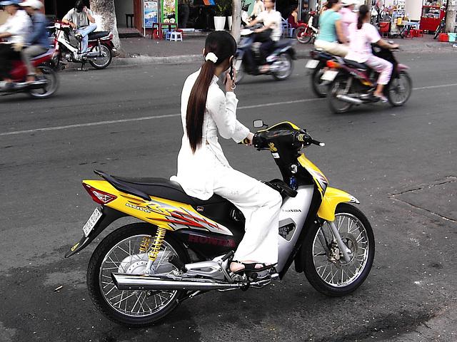 jeunesse Vietnamienne !