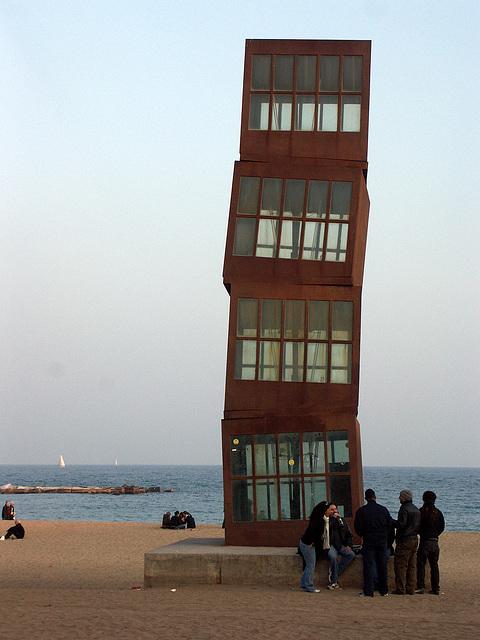 Schiefer Turm (nicht von Pisa)