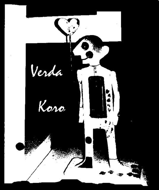 Verda Koro-maŝinulo