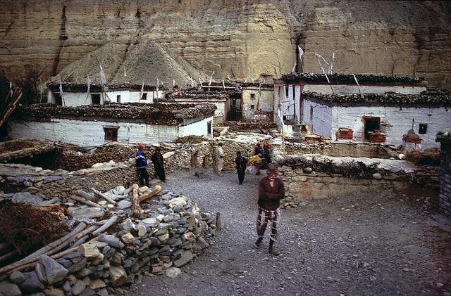 Tsele village