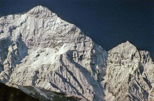 Nilgiri peak 7061 m