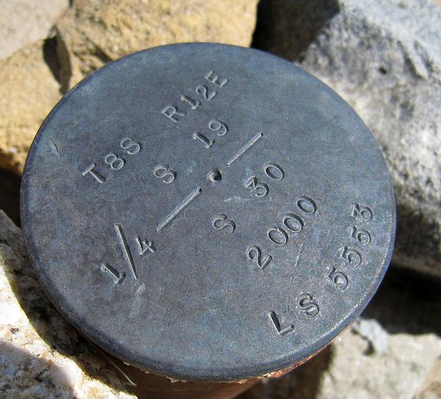Oasis Springs Marker (0286)