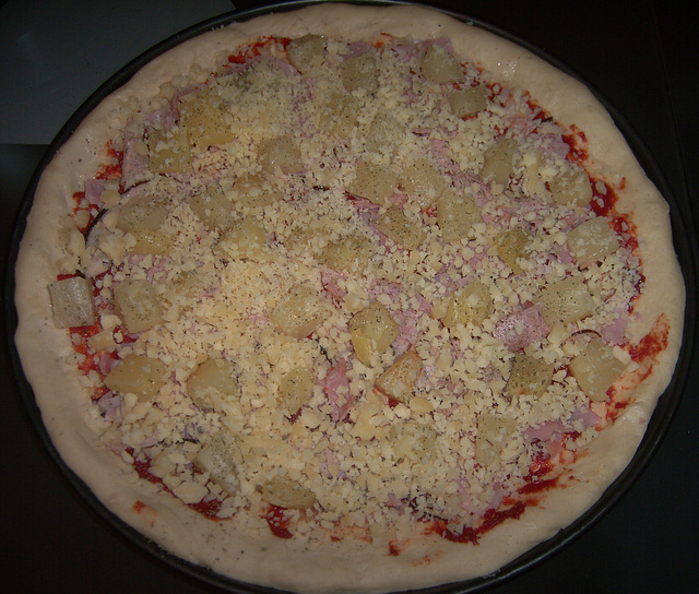 Pizza Hawaï 1