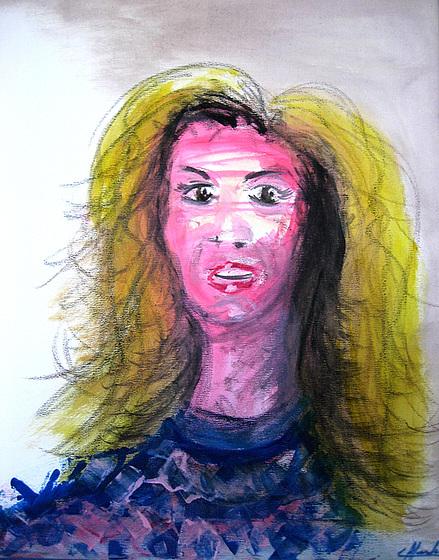 Maria da Nazaré (painting)