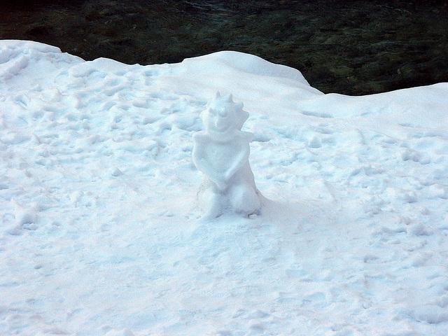 Schneeteufel