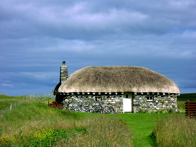 Hebridean Black House