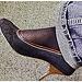 Cadeau d'une Amie Ipernity - Luxurious heels & rolled-up jeans -  Escarpins de luxe et jeans roulés.