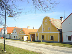 Holašovice - vilaĝo sur UNESKO listo  (Ĉeĥio - Czech Republic)
