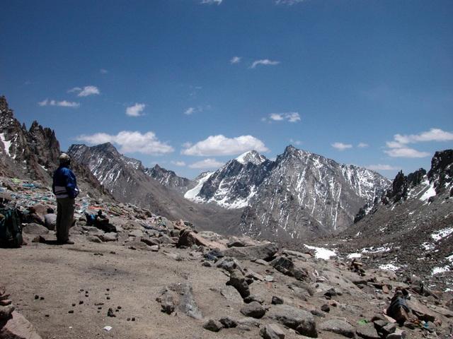 Drolma La 5645 m