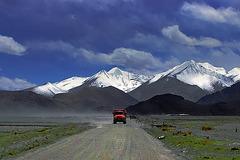 Simi mountain range