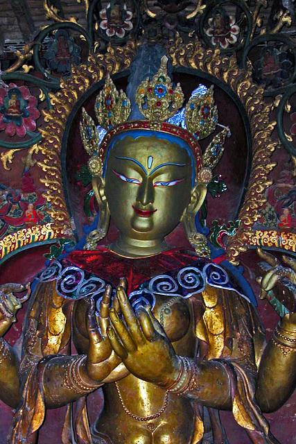 Divine Bodhisattva