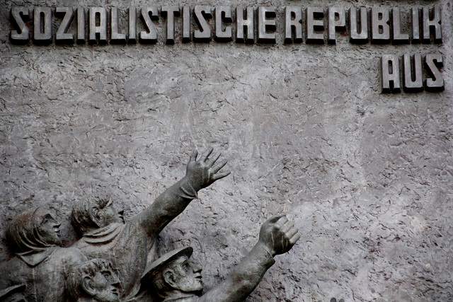 Sozialistische Republik - Aus