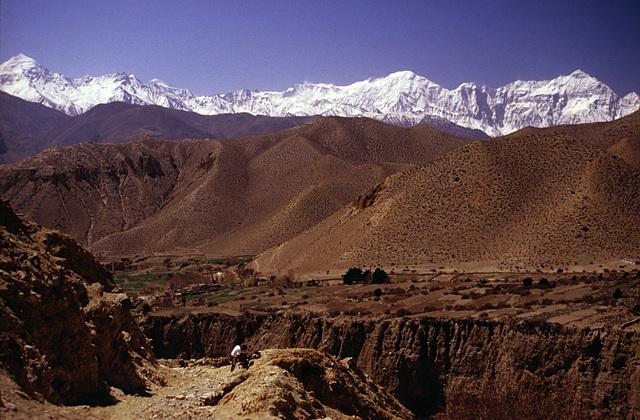 Gyakar Gurung village