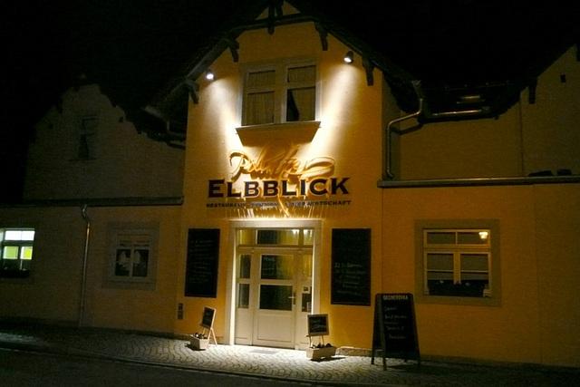 Restaurant Pillnitzer Elbblick