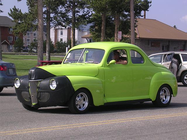 3. altes Auto