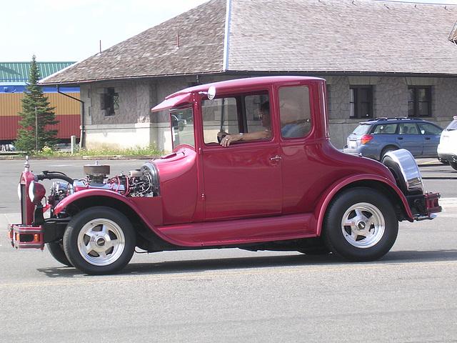 6. altes Auto