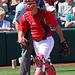 Anaheim Angels Catcher (1161)