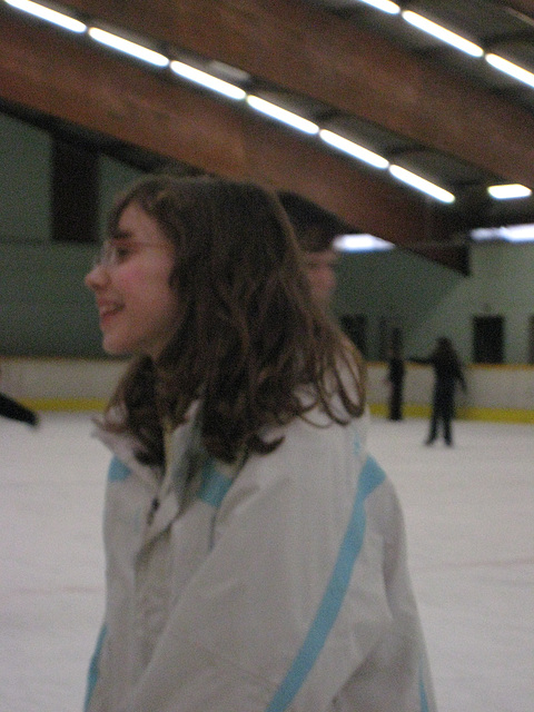 Sortie patinoire