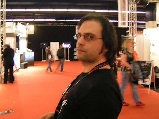 Musikmesse 08 - Markus von regioactive.de