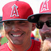 Anaheim Angels Posing For Photos (0944)