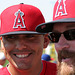 Anaheim Angels Posing For Photos (0945)
