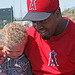 Anaheim Angels Posing For Photos (1011)